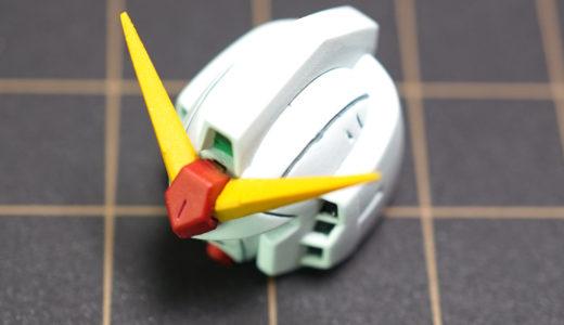 【ガンプラ初心者用】スミ入れでエナメル塗料が簡単に流れていく方法!下地に光沢スプレー!