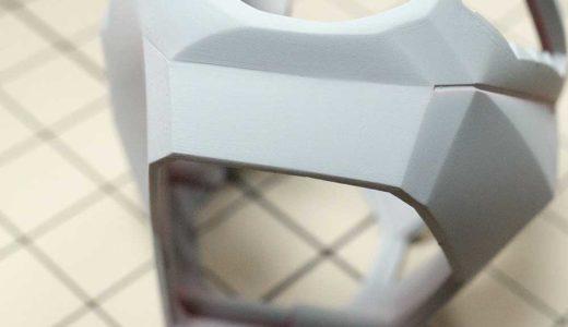 ガンプラ初心者が合わせ目消しの瞬間接着剤を簡単に削る方法5工程
