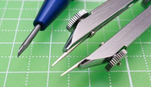 スジ彫りは最低限2つの道具だけでも上手くいく!6手順で仕上げるよ!
