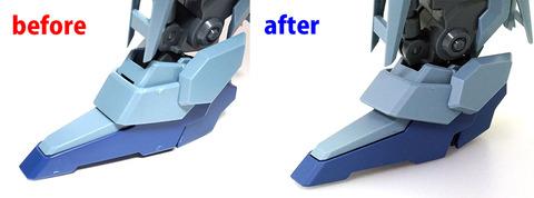 左足首before-after
