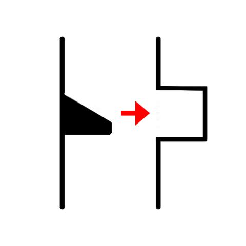 ダボ処理3