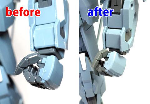左腕before-after